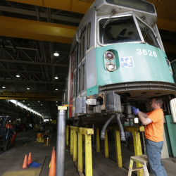 Massachusetts Bay Transportation Authority officials say they considered more assets in their system this year, leading to a jump of $650 million over last year for the cost to upgrade the system and make sure equipment is in working order.