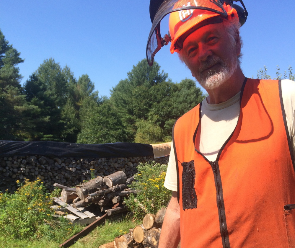 John Cullen, a former Bowdoin College women's soccer coach, became a logging instructor in 2007.