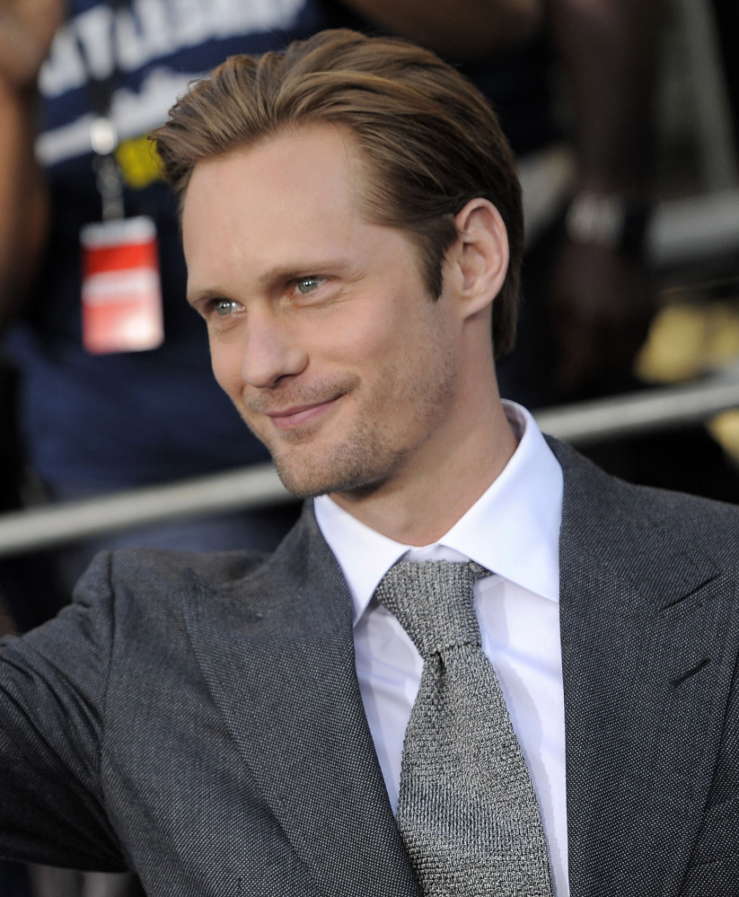 Alexander Skarsgard and friends are making a comedy series on threats to the Arctic.
