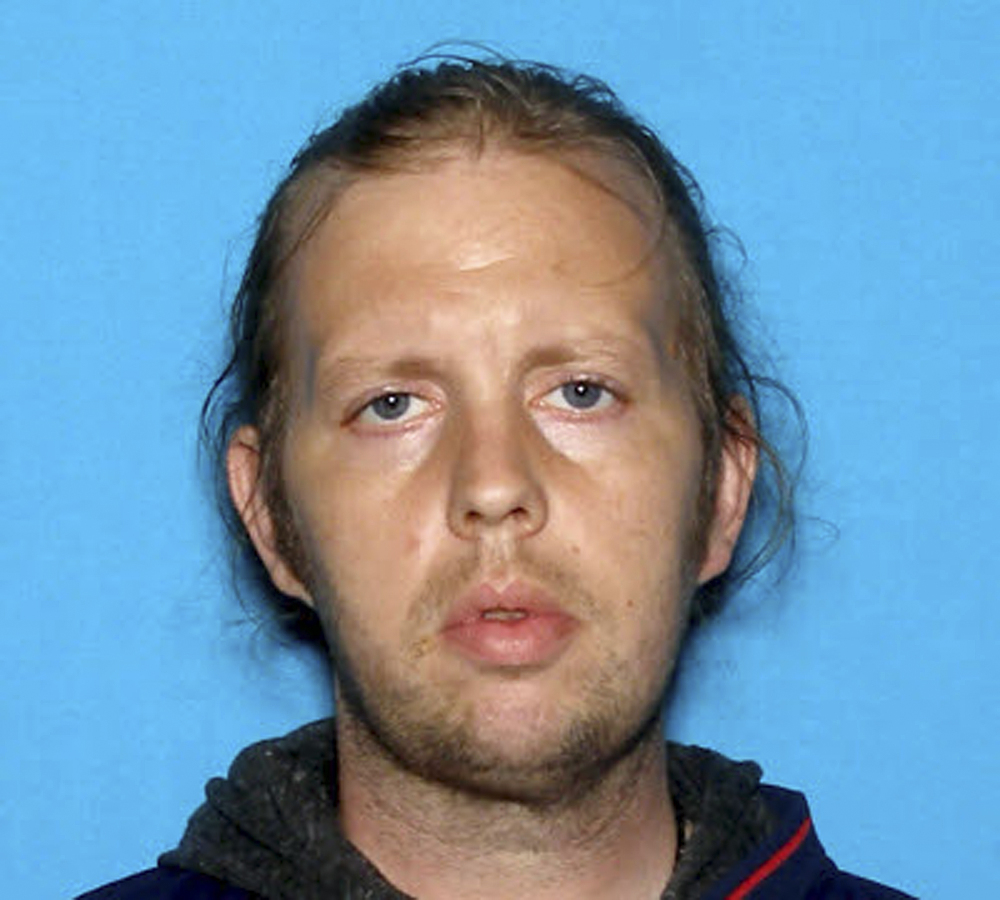 This undated identification photo released Friday, Sept. 18, 2015 by the Suffolk County District Attorney's Office shows Michael McCarthy, boyfriend of Rachel Bond the mother of Bella Bond, the toddler whose body was found in a trash bag on a Boston Harbor beach in June and who was known for months as only Baby Doe.