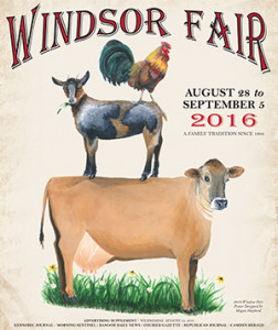 Windsor Fair 2016