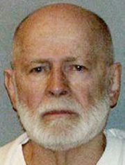 James 'Whitey' Bulger once headed Boston's Irish mob and was an FBI informant against the rival New England Mafia.
