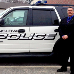 Winslow Police Chief Shawn O'Leary hopes to increase staffing at the department, and may get help with a federal grant that will help pay for three years of a patrol officer position. The Town Council will discuss kicking in its share of the money Tuesday night.