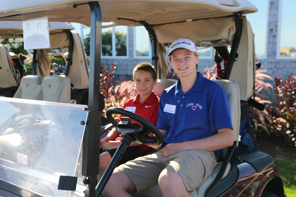 """""""Big Brother"""" Colby Charette and his """"Little  Brother"""" Harrison share their story of being part of the Messalonskee Big Brothers Big Sisters program."""