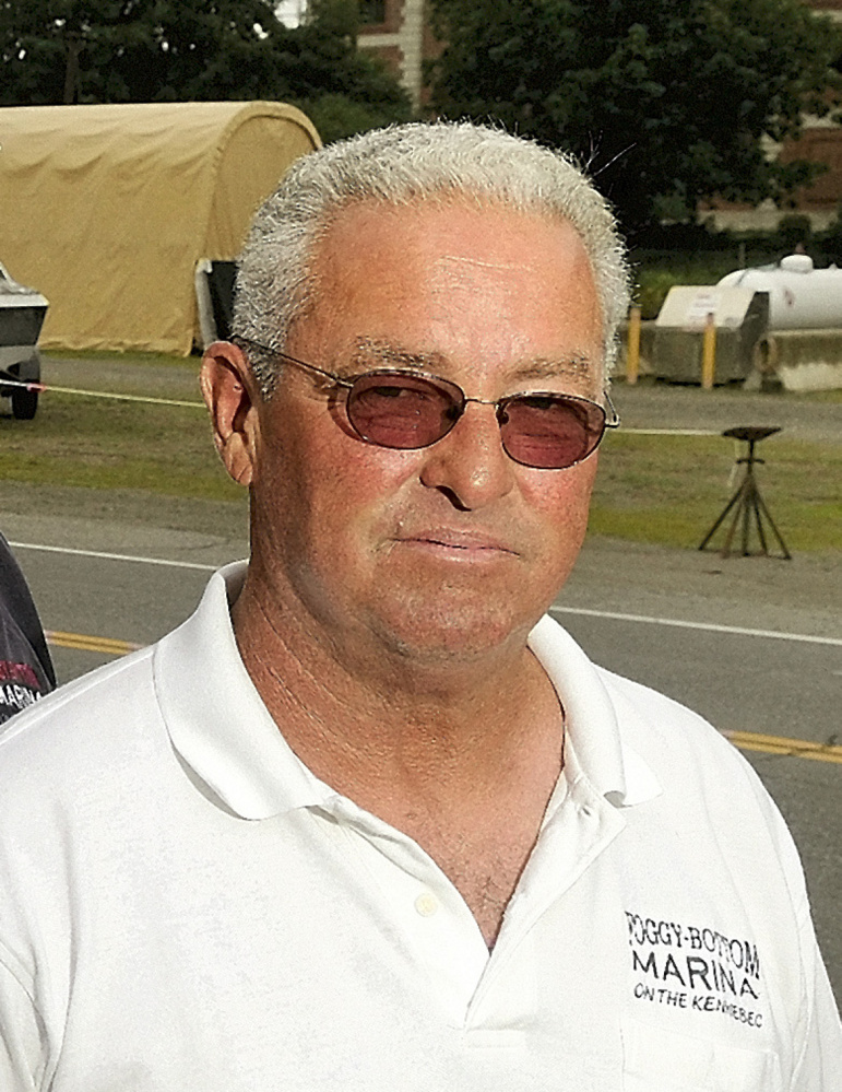 Dan Alexander, shown in this 2008 file photo, ran Foggy Bottom Marina and Campground in Farmingdale.