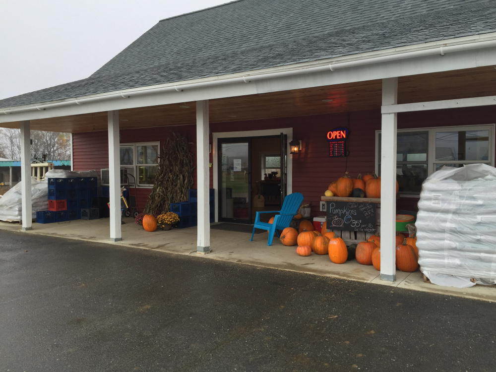 Sandy River Farm Market on U.S.Route 2 Farmington was burglarized overnight Monday into Tuesday. It was one of four stores along the Route 2-Route 27 corridor to report a burglary happening that night.