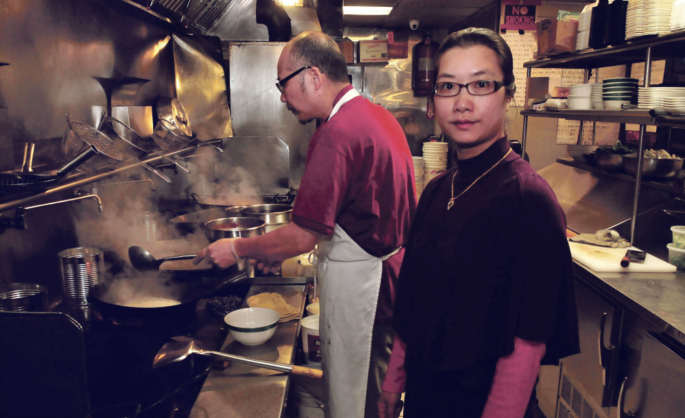 Pittsfield Chinese Eatery Offers Special Asian Menu For