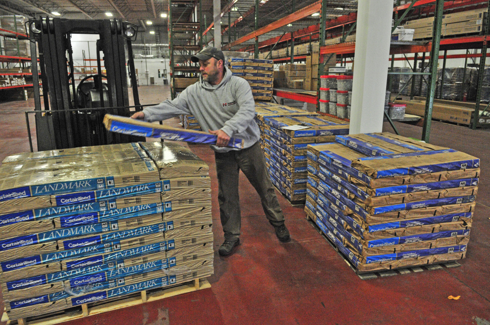 Harvey Building Products Opens Augusta Warehouse