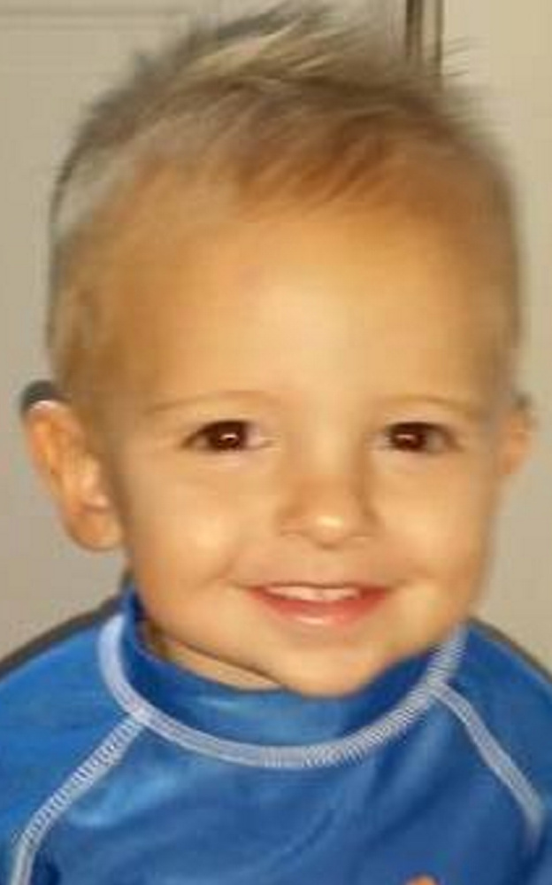 The father of 20-month-old Colton Guay says he died from a bacteria-released toxin that attacked the brain.