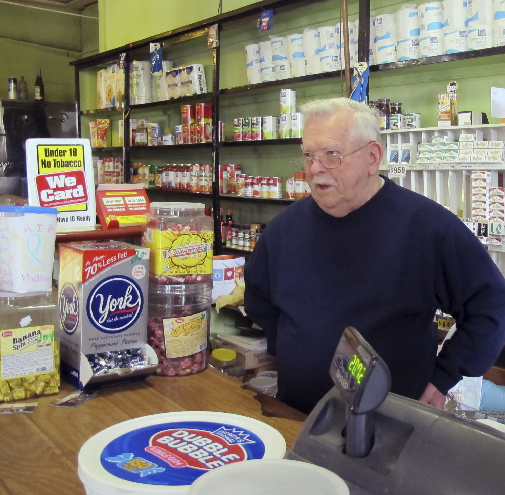 For 43 years, Donald Bedard has operated Bedard's Cash Market in what's become Rutland's hard-hit Northwest neighborhood, but he sees community improvement because of the city's progressive strategies.