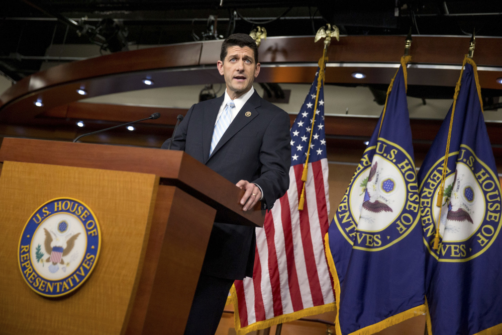 If Rep. Paul Ryan, R-Wis., were elected House speaker, it would be a relief for Republicans hoping he can halt the party's political fratricide.