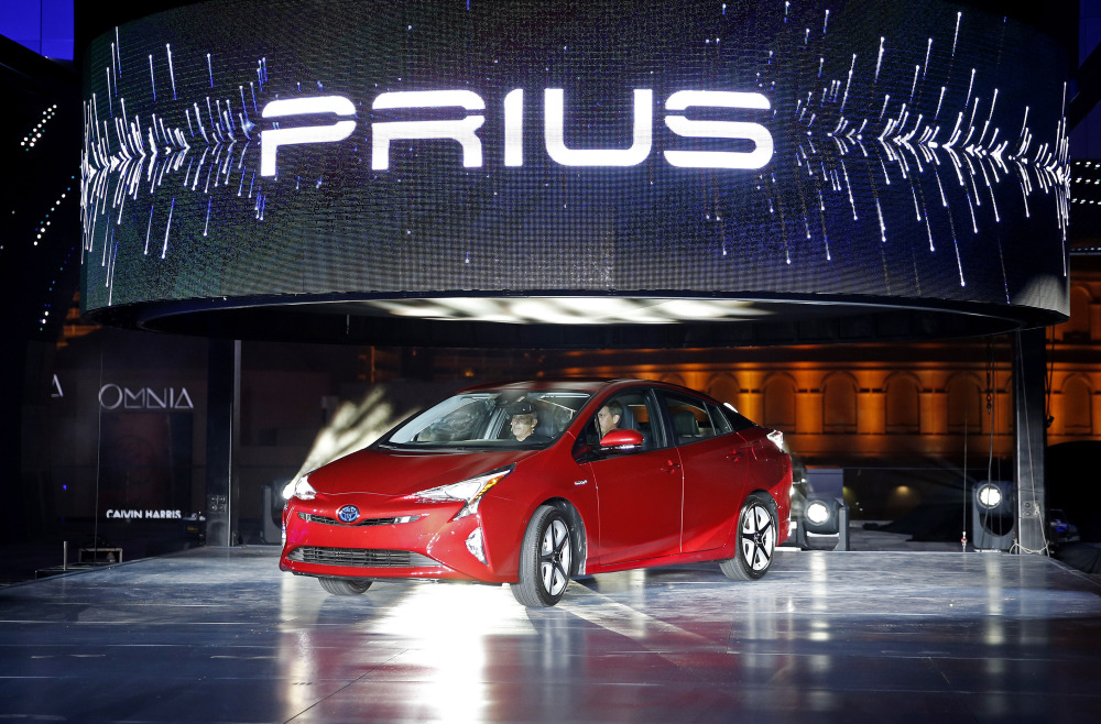 Toyota vehicles like the Prius are popular enough that the automaker took take back the lead in global auto sales. Toyota has sold 7.5 million vehicles this year, Volkswagen AG has sold 7.43 million and General Motors is third with 7.2 million vehicles sold.
