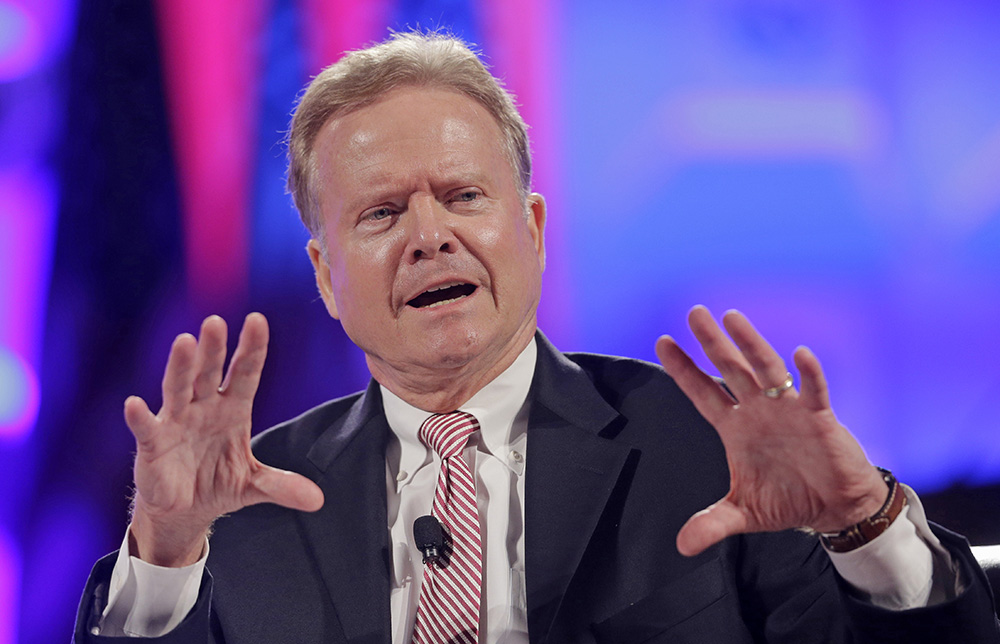 Democratic presidential candidate and former Virginia Sen. Jim Webb has publicly complained about how little time he received during the Democratic debate last week. The Associated Press
