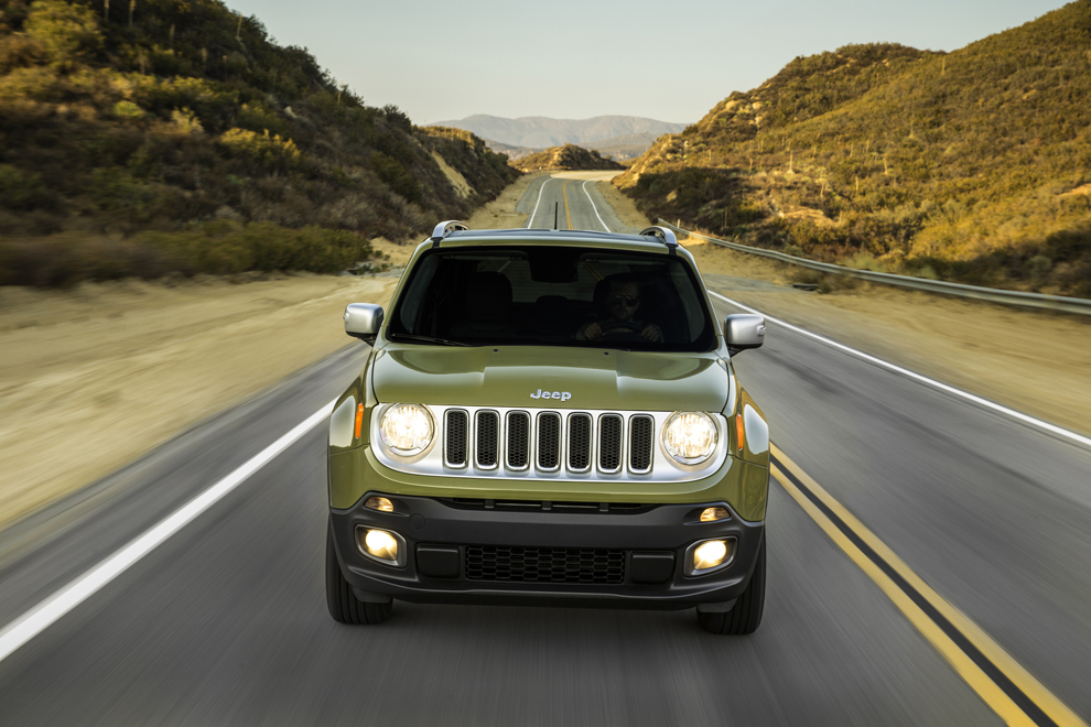 The 2015 Jeep Renegade may be short in stature, but it has plenty of character.