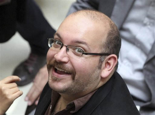 Jason Rezaian, an Iranian-American reporter for the Washington Post, has been detained by Iran for more than a year.