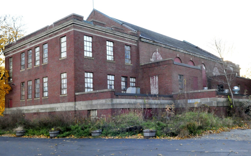 The long vacant former Boys Club in Waterville on Nov. 2, 2015. The Waterville City Council on Tuesday rejected a vacant building ordinance after hearing concerns raised by City Manager Micahel Roy.