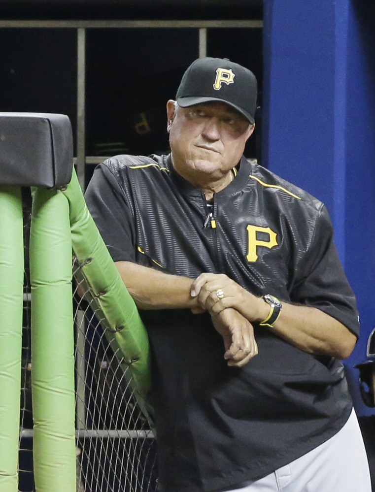 Pittsburgh Pirates Manager Clint Hurdle made his debut as a player with the Royals and played in the 1980 World Series with Kansas City before winding up with the Mets.