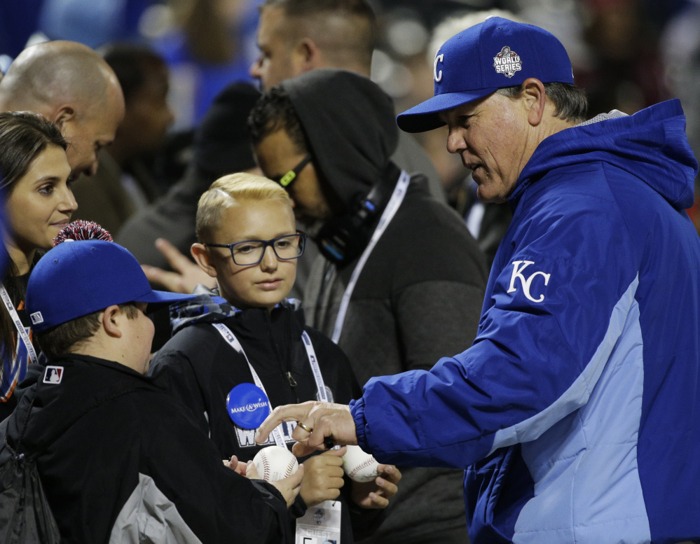 Ned Yost is now the manager of the Kansas City Royals but he started his professional baseball career in the New York Mets organization. The Mets selected Yost in the first round of the 1974 draft.