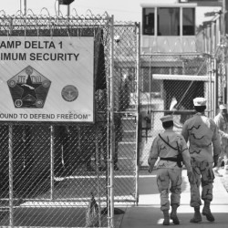 President Obama has been thwarted in his attempts to close the military-run prison at the Guantanamo Bay U.S. Naval Base in Cuba.