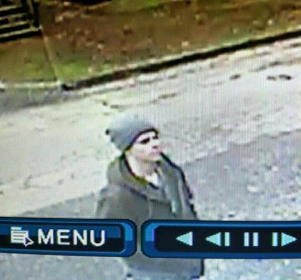 Police are asking the public to help them identify this man suspected of breaking into Camp Manitou in Oakland over the weekend.