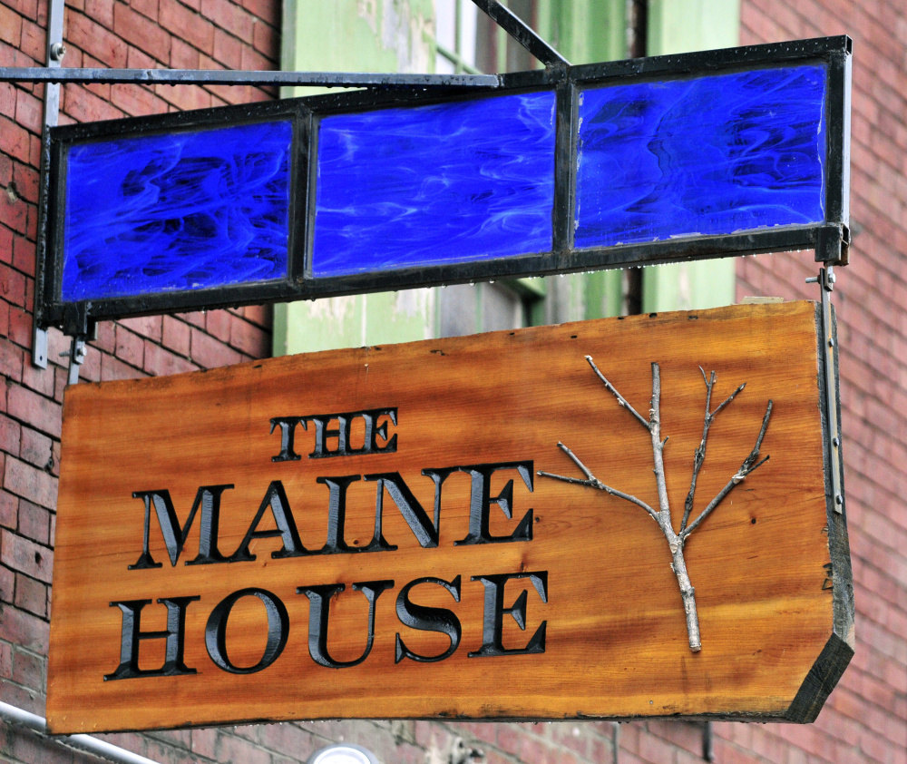 The Maine House in Hallowell will close in the next day or two and will soon be sold to new owners.