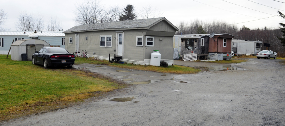 The Deer Ridge Mobile Home Park in Augusta was purchased by its residents this year.