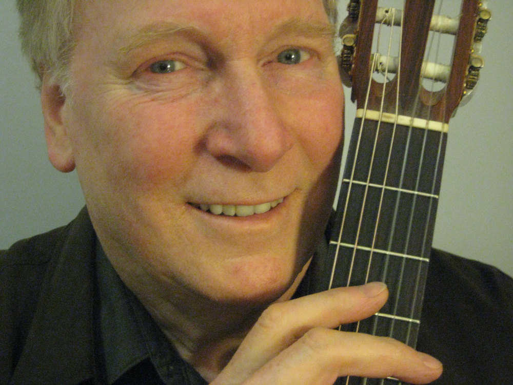 Courtesy photo   Jim Scott will perform a tribute to Pete Seeger at 7 p.m. Saturday at U.U. Coffeehouse in Waterville.