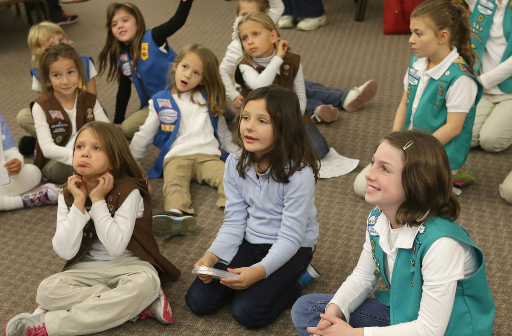 Participation in the Girl Scouts is down 30 percent from its peak in 2003, and down 15 percent from three years ago. The group hopes to fight the trend with more digital tools, including an initiative called Digital Cookie, which will sell cookies through an app.