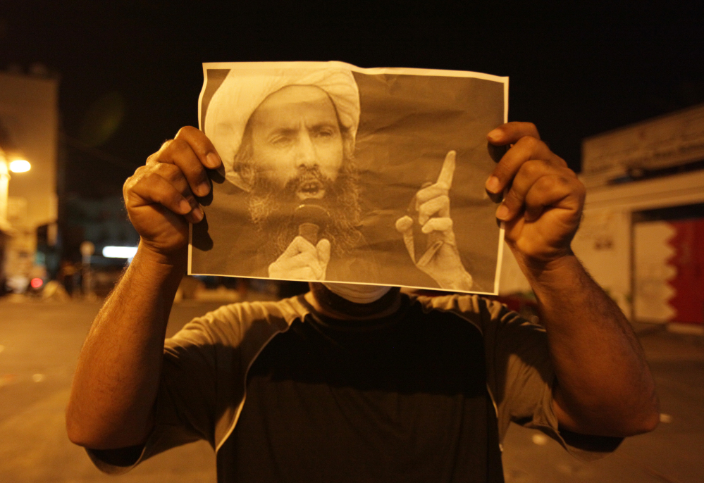 Sheik Nimr al-Nimr's arrest was condemned by Shiite activists throughout the Middle East, and his Saturday execution could have repercussions in Saudi Arabia.