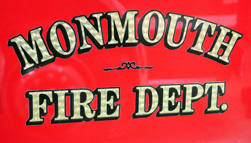 Monmouth Fire Department runs a successful junior firefighter program, which trains teenagers to help at fire scenes.