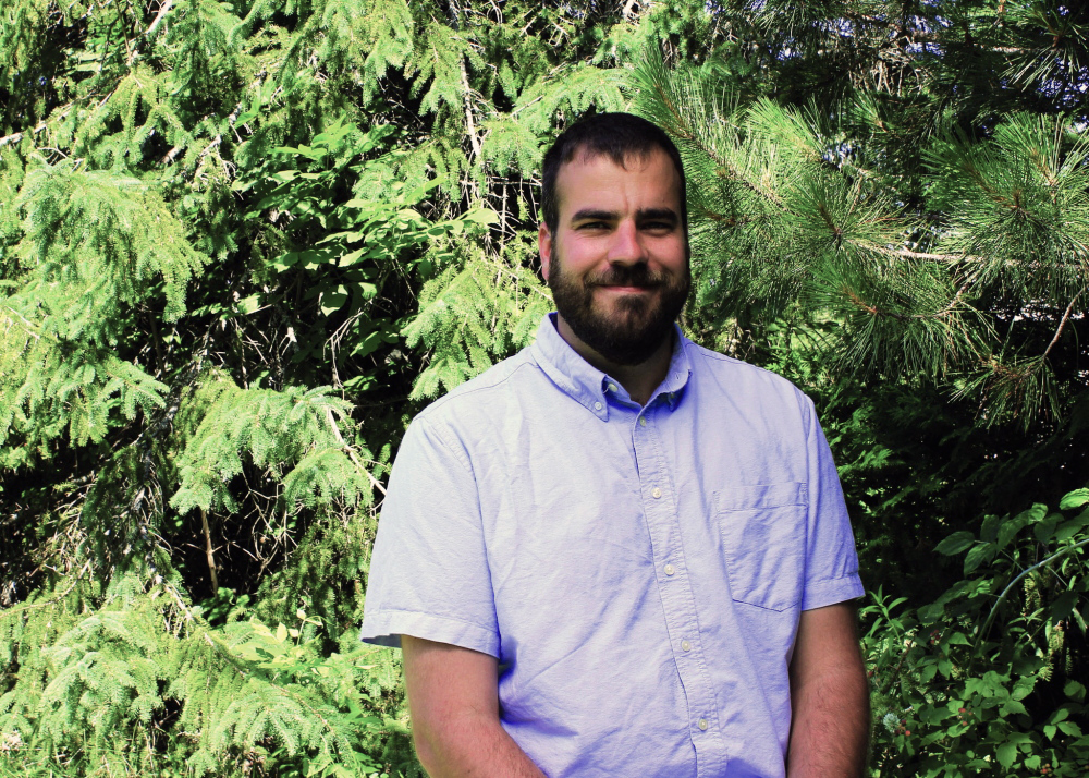 State Rep. Jeff McCabe, a Skowhegan Democrat, is seen here in 2014 at his job as director of Lake George Regional Park. McCabe, who is running for state senate, is also leaving the Lake George job to become Maine community outreach coordinator for the Northern Forest Canoe Trail, based in Vermont. Staff file photo