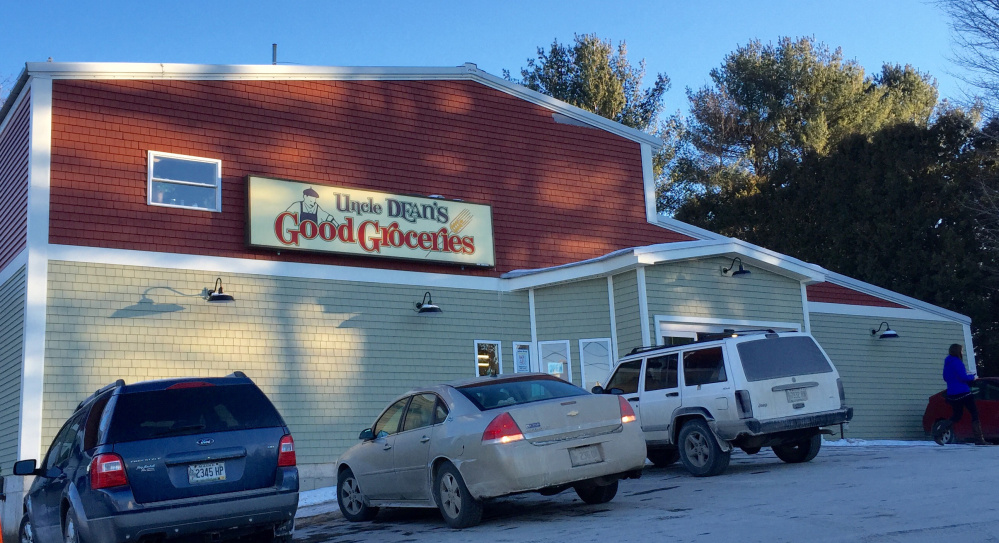 Uncle Dean's Good Groceries on Grove Street in Waterville was sold two weeks ago by longtime owners Dean and Kathy Bureau to a family from Missouri.