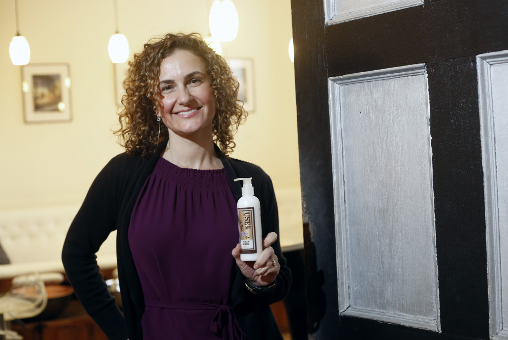 "Alanna York, who owns Head Games salon in Portland, appeared Friday night on ABC's reality show ""Shark Tank"" to pitch the hair products business she founded, Controlled Chaos. She sold 51 percent of the company for $60,000."