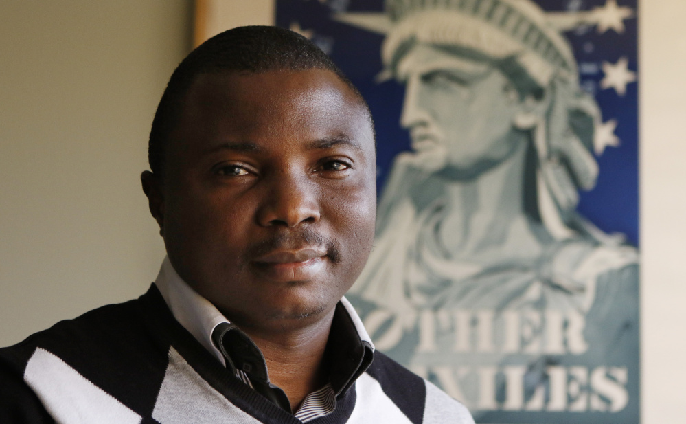 Congo activist Tabin Tangila mesu Kamba will be a guest of Rep. Chellie Pingree at President Obama's State of the Union address Tuesday night.