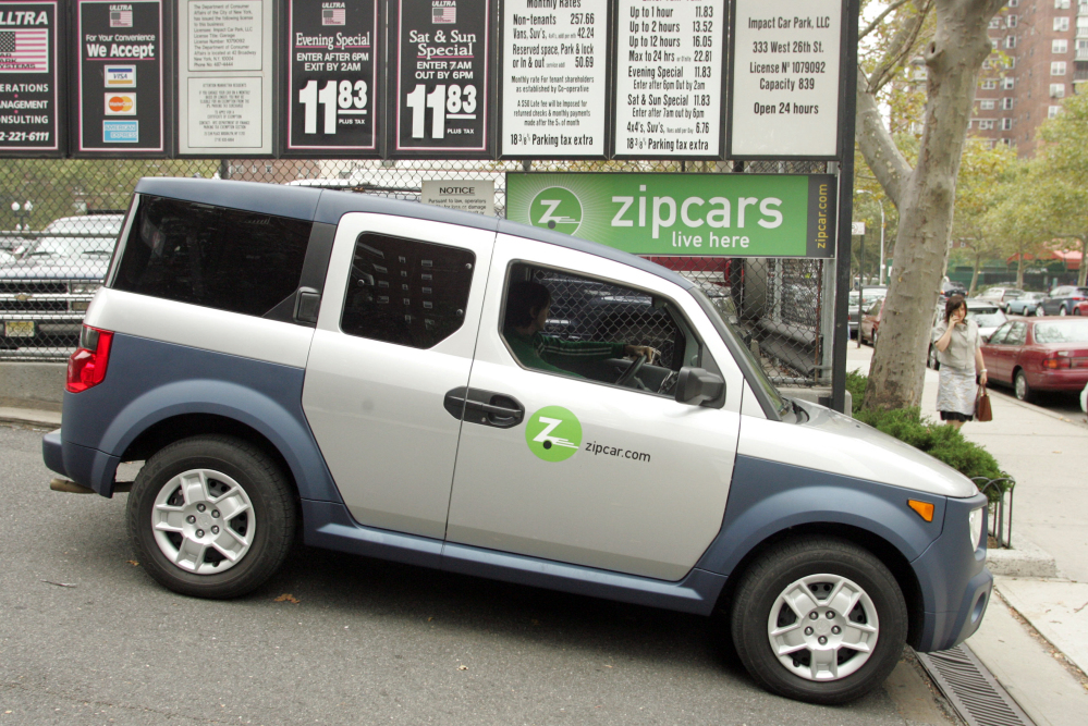 ZipCar will face competition from General Motors' Maven brand when it launches next month in Ann Arbor, Mich., and spreads to other metro areas later this year. GM has also invested in Lyft, a ride-hailing company.