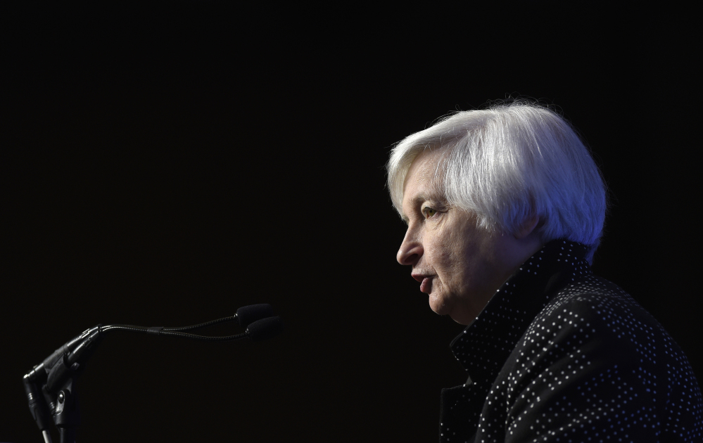 Some economists have said they now expect just two slight rate increases during 2016 from the Federal Reserve, chaired by Janet Yellen.