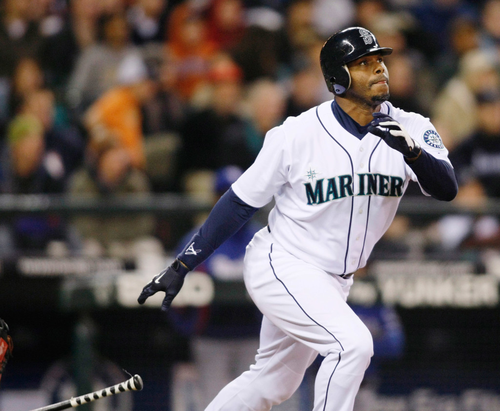 Ken Griffey Jr. was elected to the Baseball Hall of Fame on his first try, getting more than 99 percent of the possible votes from the Baseball Writers' Association of America. 2009 Associated Press file photo