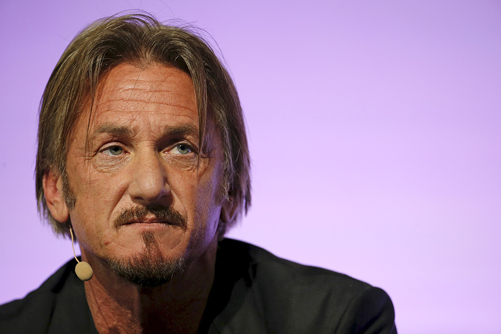 Actor and activist Sean Penn Penn says he worried that officials were monitoring his trip to interview Joaquin Guzman. Reuters