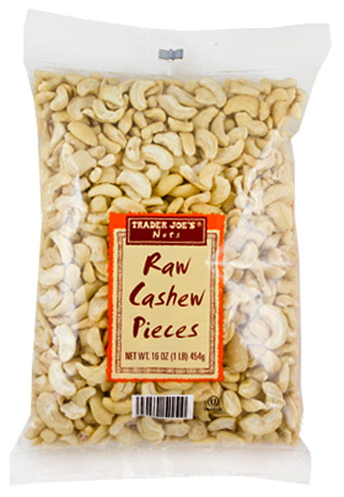 """Trader Joe's is urging customers to throw out or return packages of Trader Joe's Raw Cashew Pieces with a barcode number of 00505154 and a """"best before"""" date of """"07.17.2016TF4."""""""