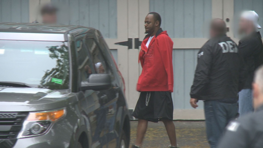 Romelly Dastinot was sentenced to 14 years in federal prison on drug charges.