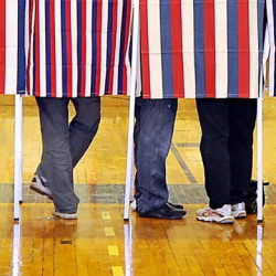 New Hampshire voters will do more than pick the names on the top of the November ballot, but also which assessment of the depth of the nation's problems make the most sense.