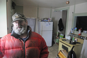 Craig Pollis said Monday that the residence he owns at 323 Main St. in Readfield will be habitable with a couple repairs, although the town is set to decide Tuesday whether it should be torn down.