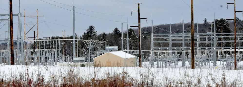 The CMP substation on Albion Road in Benton has been the subject of noise complaints by area residents and is being investigated by the Public Utilities Commission.