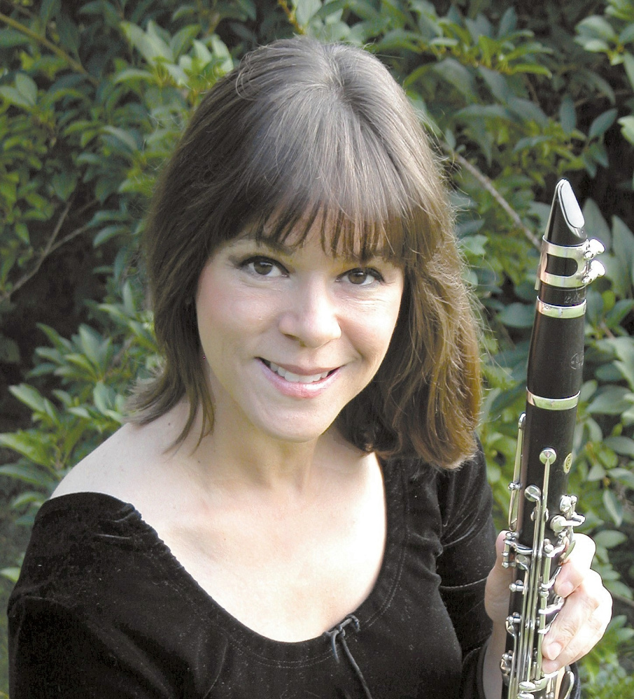 Clarinetist Karen Beacham will be the featured soloist this weekend for a pair of concerts performed by the Midcoast Symphony Orchestra.