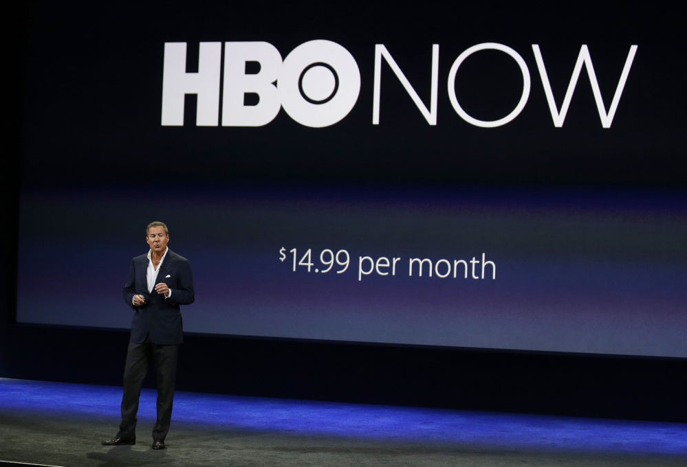 """HBO CEO Richard Plepler says HBO Now is not yet on PlayStation and Xbox and has not debuted new content it is investing in. """"So, we are very excited about where we are,"""" he said."""