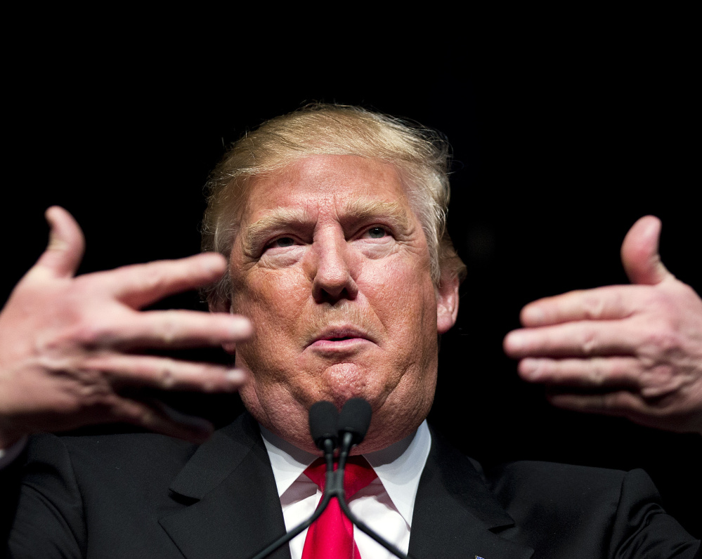 Fellow Republican presidential candidates have attacked Donald Trump over the fraud litigation. He has denied any wrongdoing