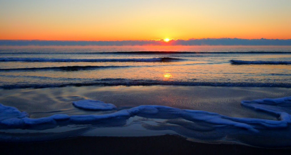 Ogunquit Beach was ranked higher than some of the nation's most popular beaches in TripAdvisor's 2016 Travelers' Choice awards.