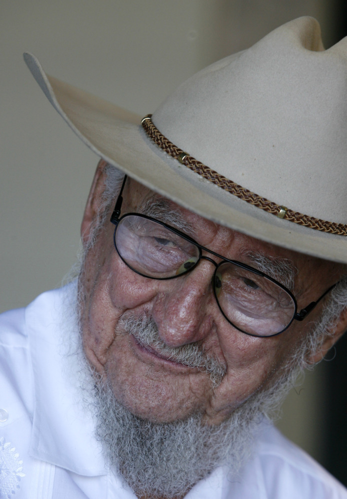 Ramon Castro, the older brother of Fidel Castro was a lifelong rancher and farmer who bore a strong resemblance to his younger brother. He died Tuesday at the age of 91.