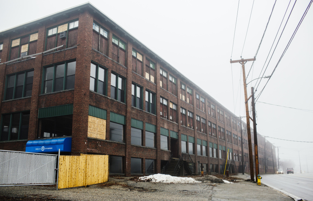Plans are moving ahead to convert this former shoe factory at 81 Minot Ave. in Auburn into upscale post-surgical units.