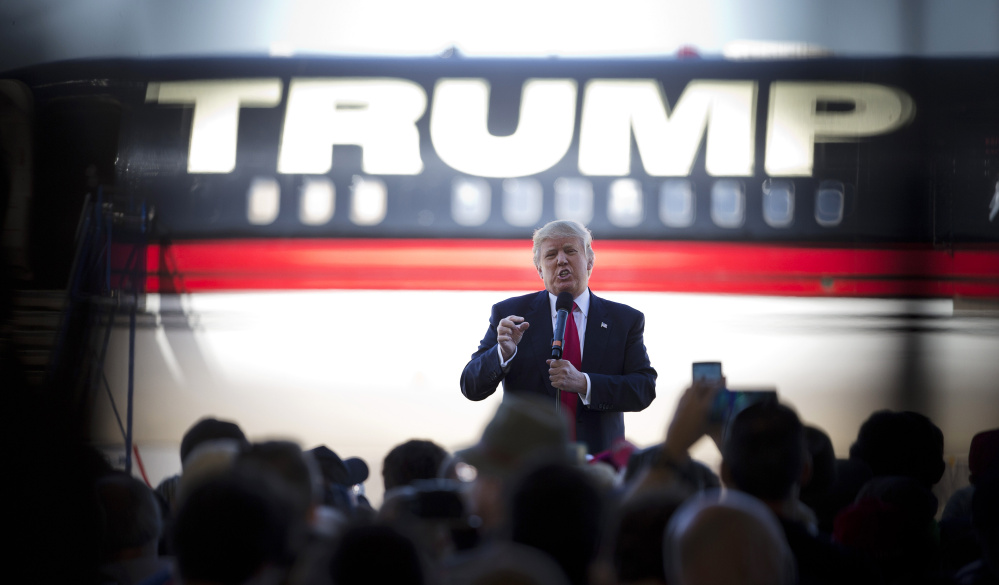 Next weekend's Republican caucuses should provide an indication of how much support Donald Trump has in Maine. Party leaders have made major changes to this year's caucus process to avoid a repeat of the nominating controversy that followed their caucus in 2012.